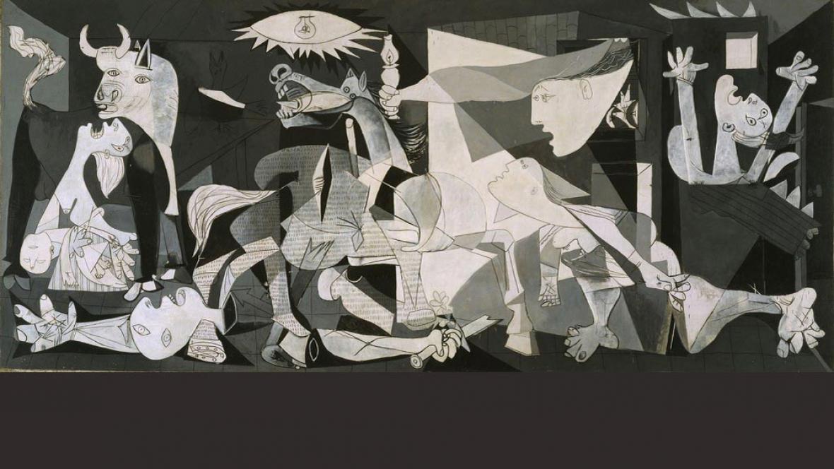 Pablo Picasso / Guernica (1937)