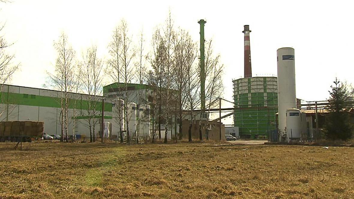 Bioelektrárna na slámu