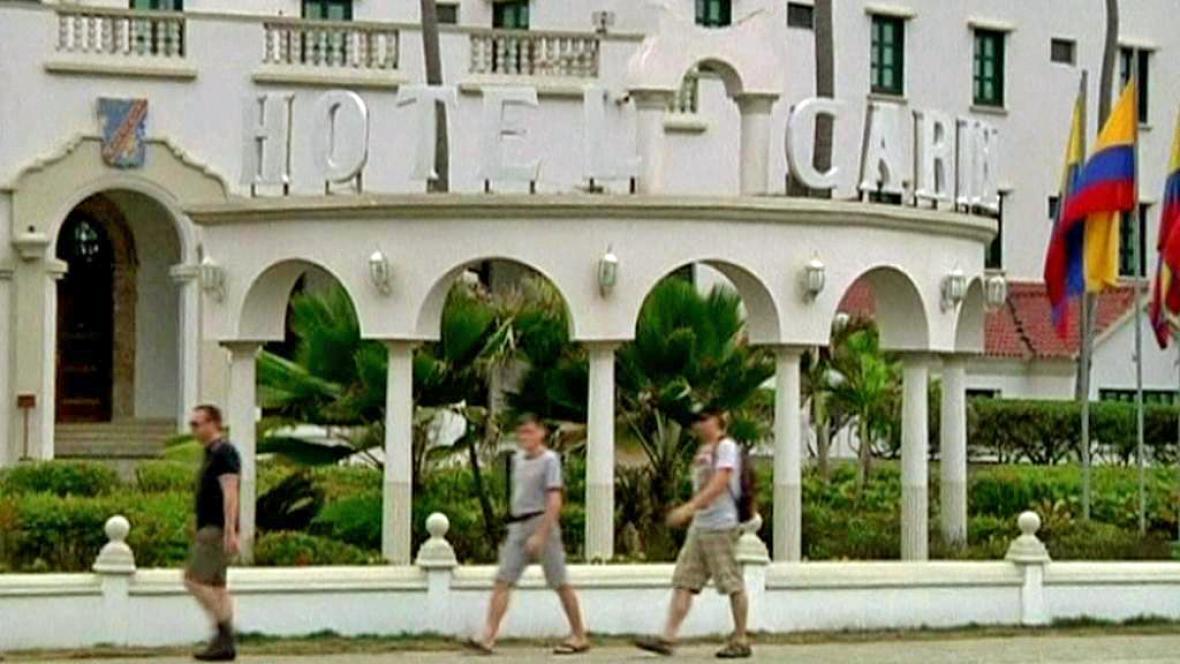 Hotel Caribe v Cartageně