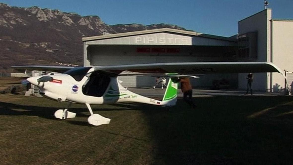 Utralehké letadlo firmy Pipistrel