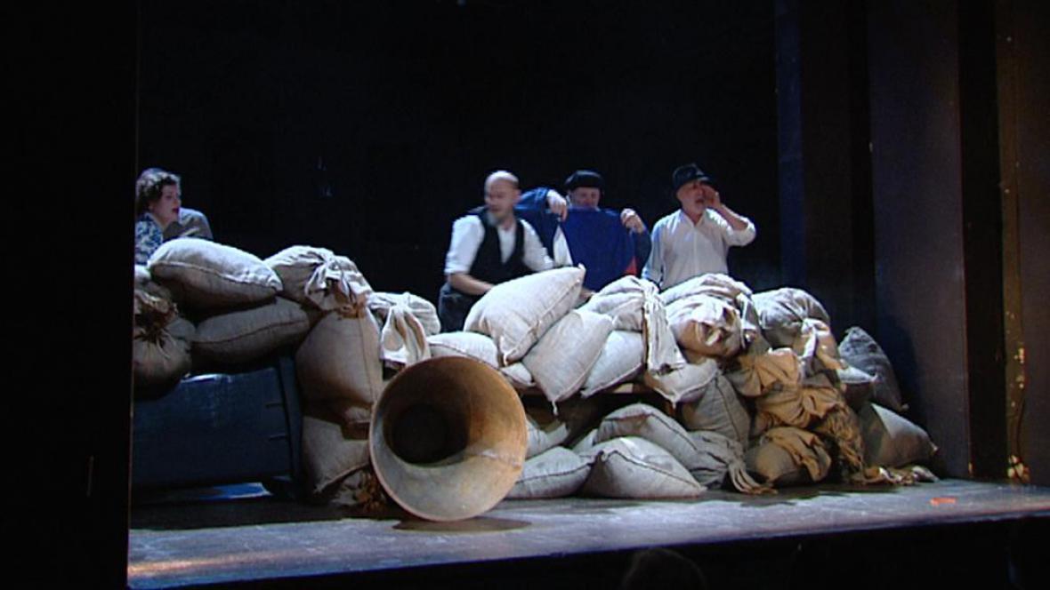 Divadlo Na zábradlí