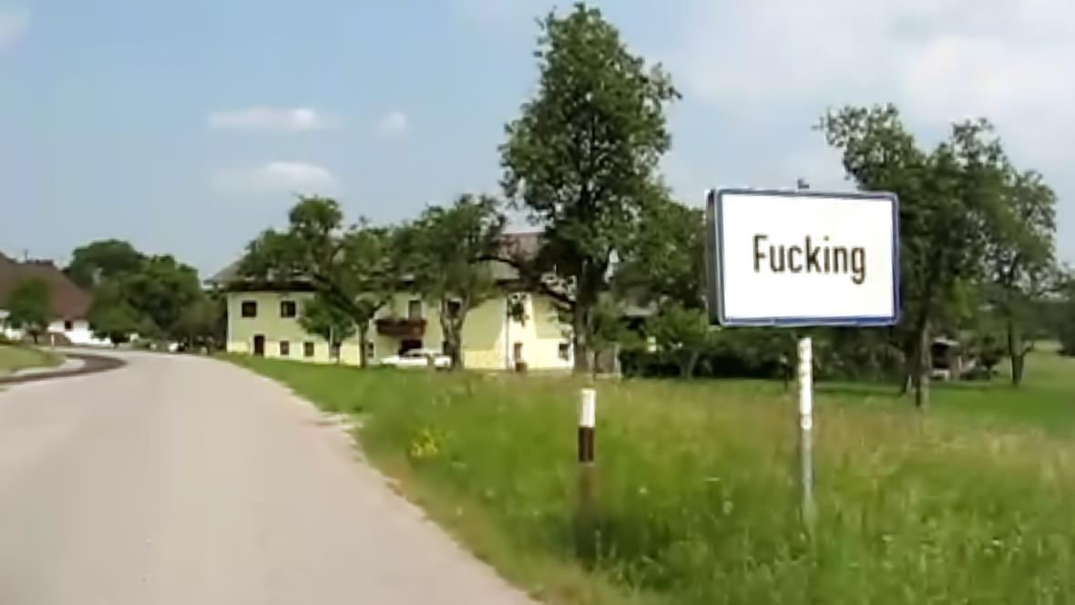 Rakouská víska Fucking