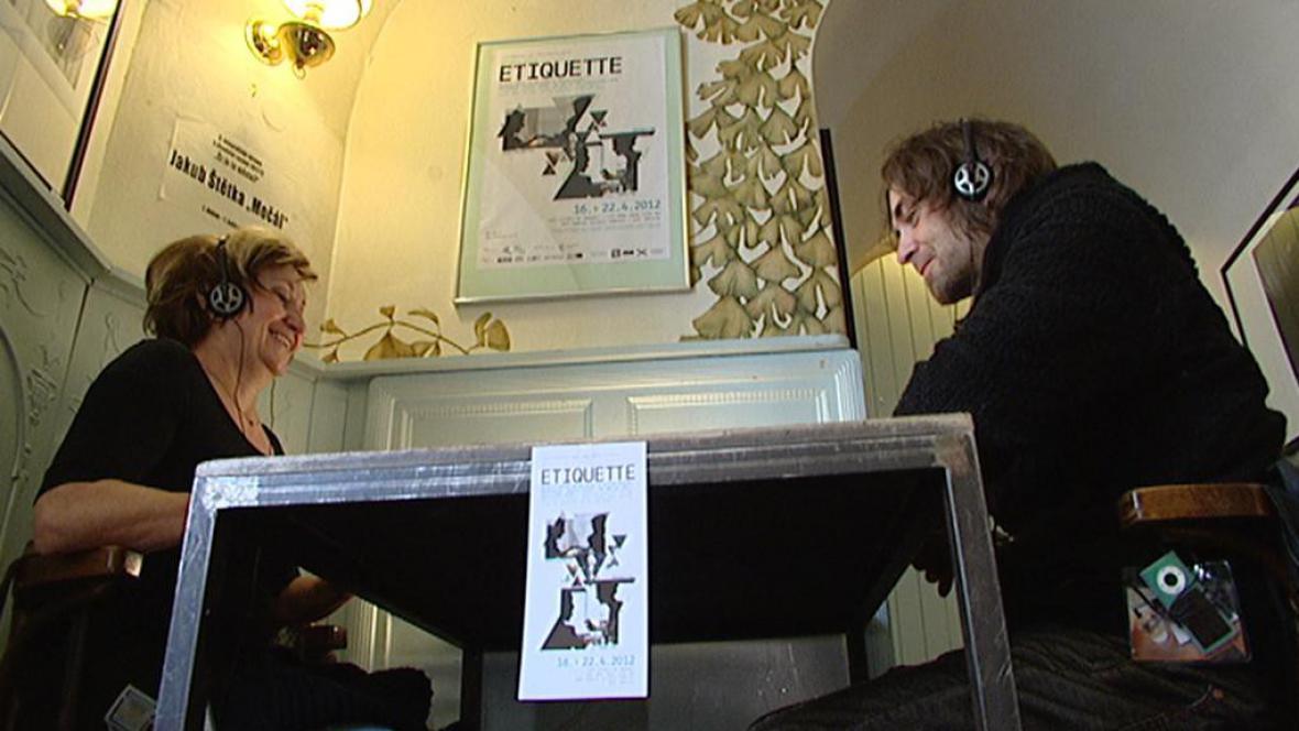 Etiquette - projekt divadla Rotozaza
