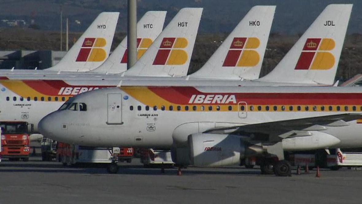 Španělské aerolinky Iberia