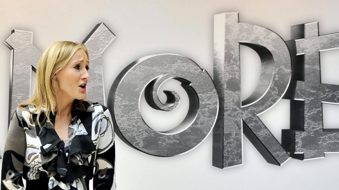 J. K. Rowlingová představuje Pottermore