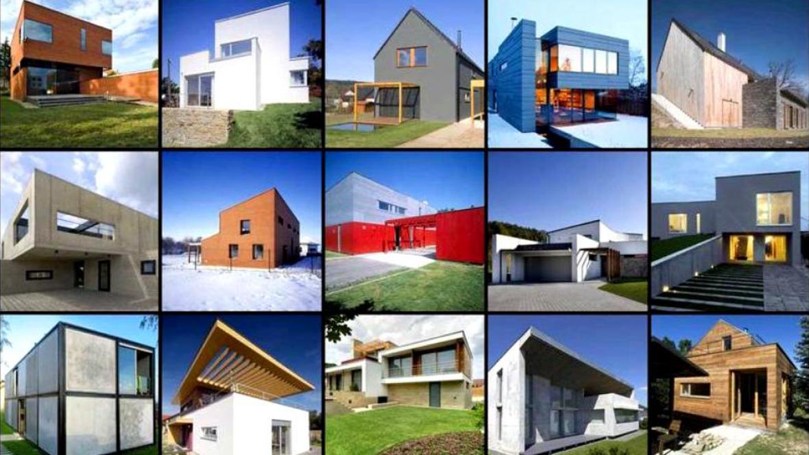 Současný dům: Očima mladých architektů