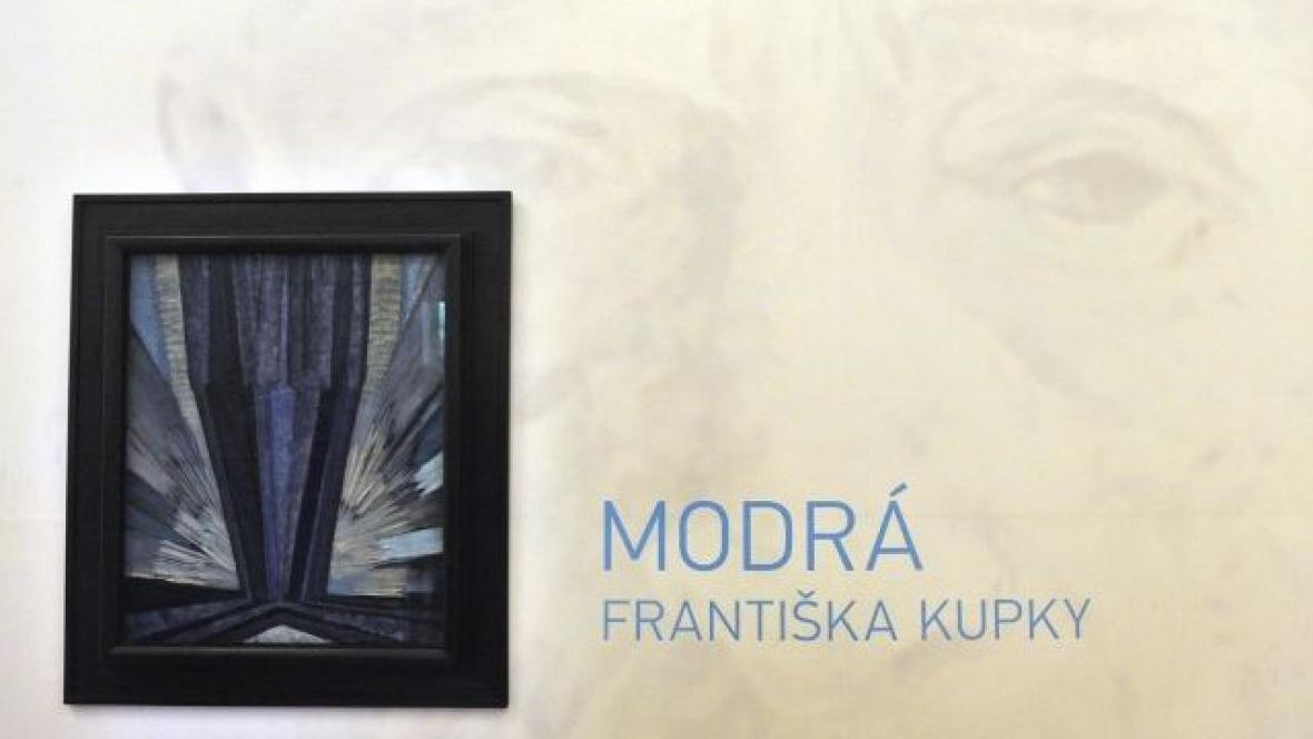 František Kupka / Tvar modré