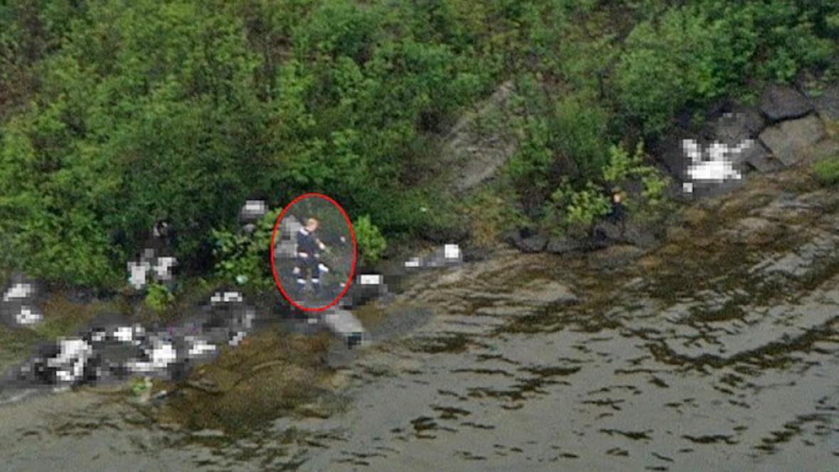 Norský atentátník Anders Behring Breivik