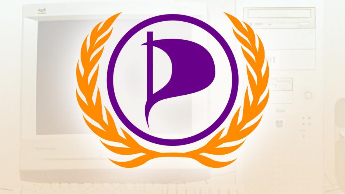 Symbol Pirátské internacionály
