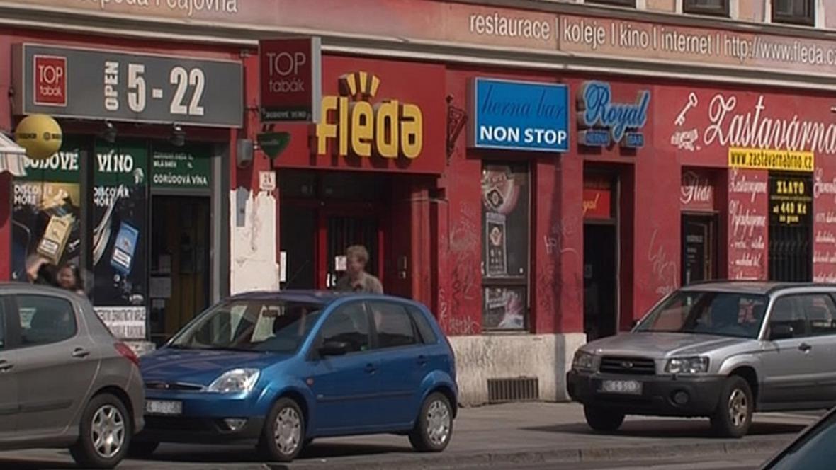 Brněnský klub Fléda