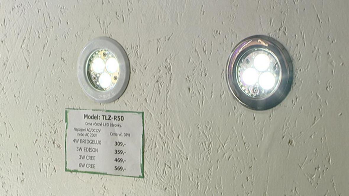 LED diody