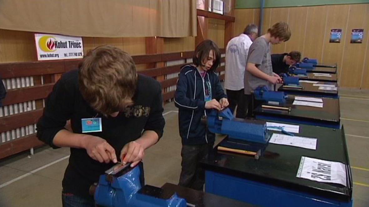 Olympijské hry řemesel v Třinci