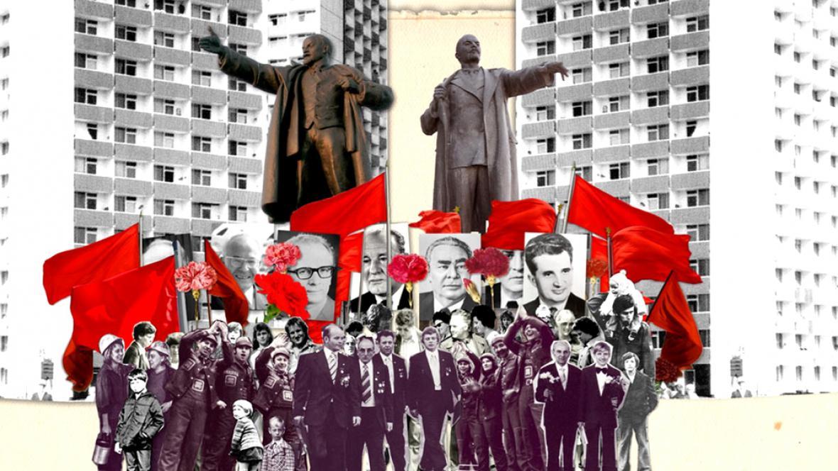 Nový cyklus mapuje rozpad sovětského bloku