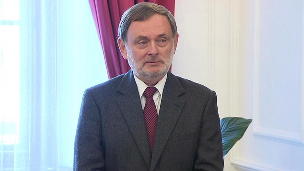Ombudsman Pavel Varvařovský