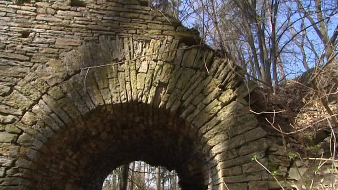 Kamenný most u Žernova