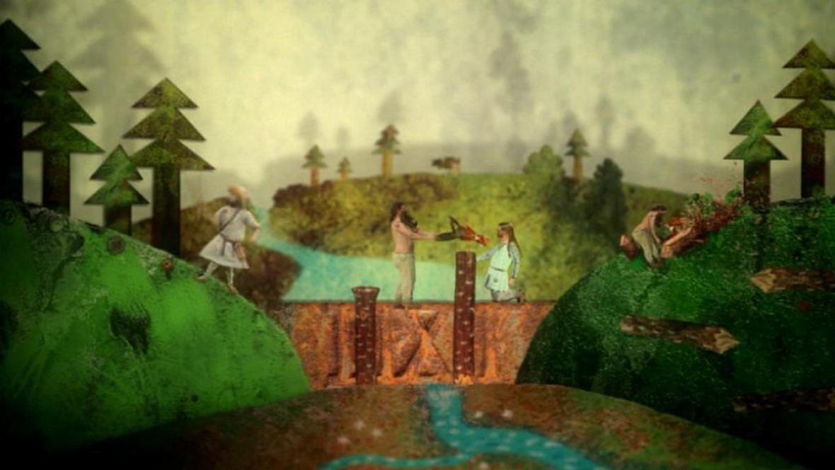 Animovaný film o Jindřichově Hradci
