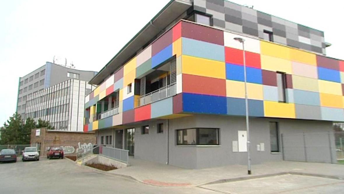 Sportovní centrum v Hradci Králové