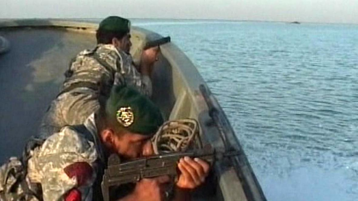 Íránská armáda