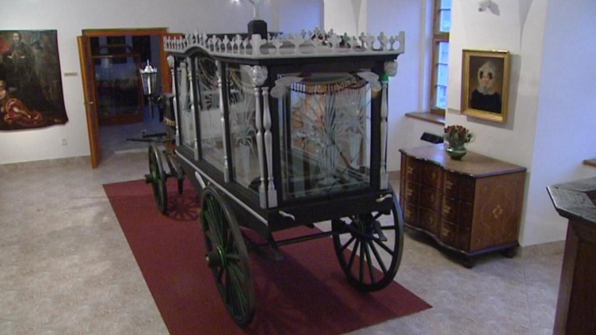 Nový exponát Chodského muzea