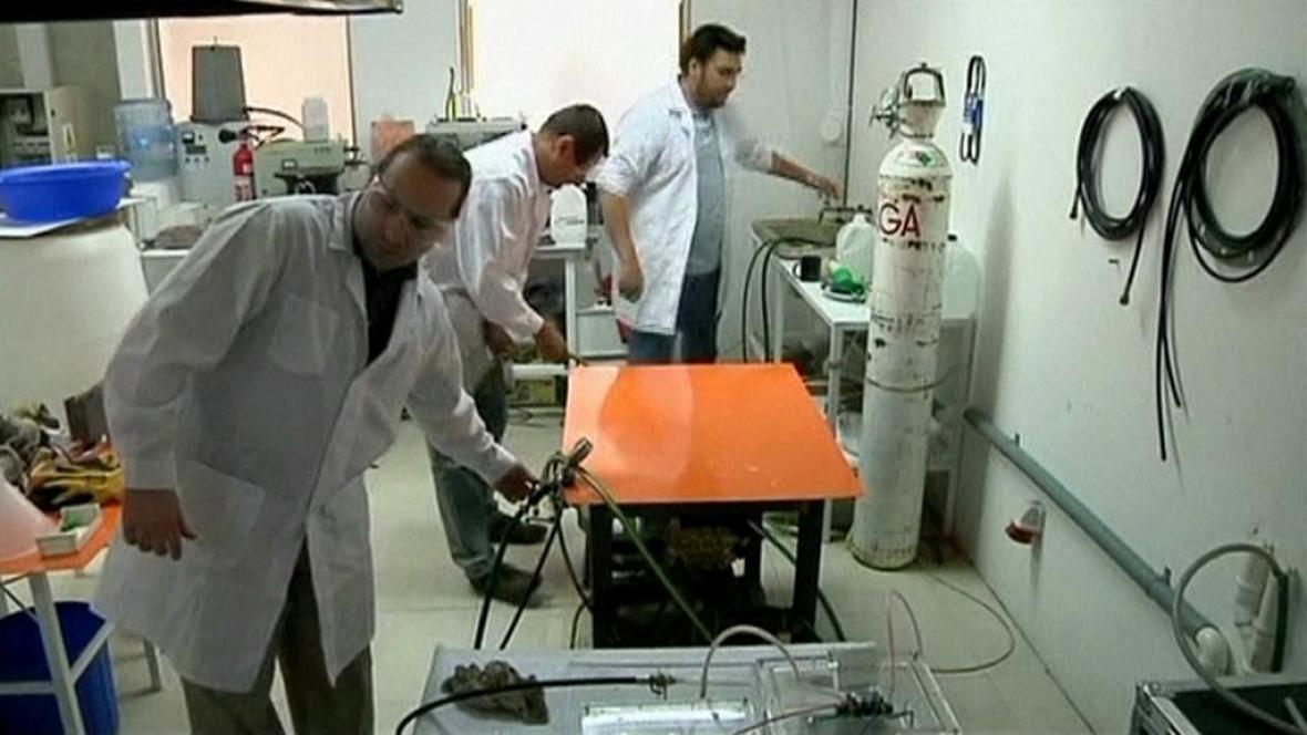 Čištění vody s pomocí procesu ionizace