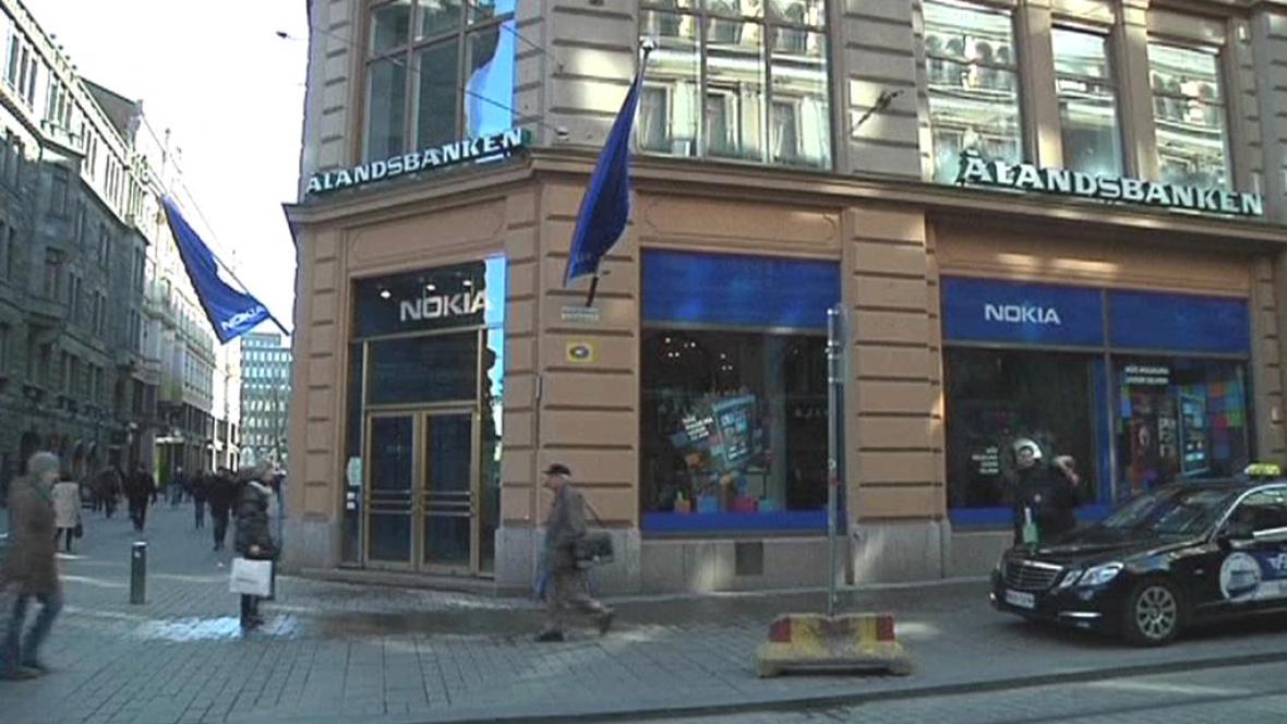 Nokia ztrácí v konkurenčním boji