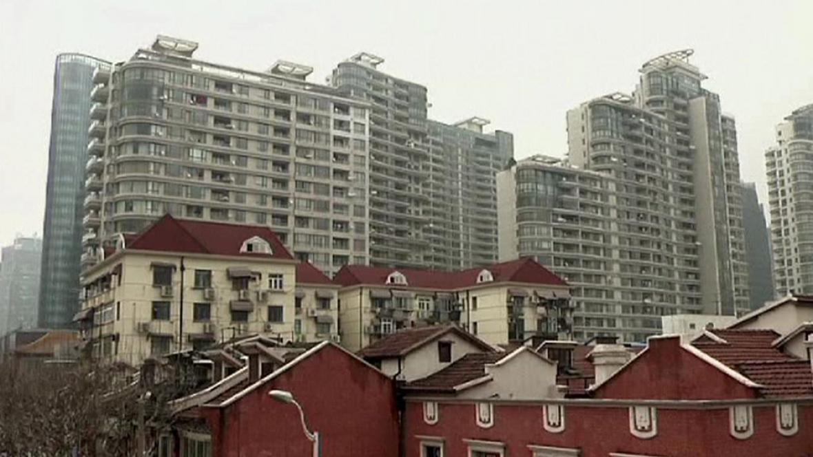 Předměstí Šanghaje