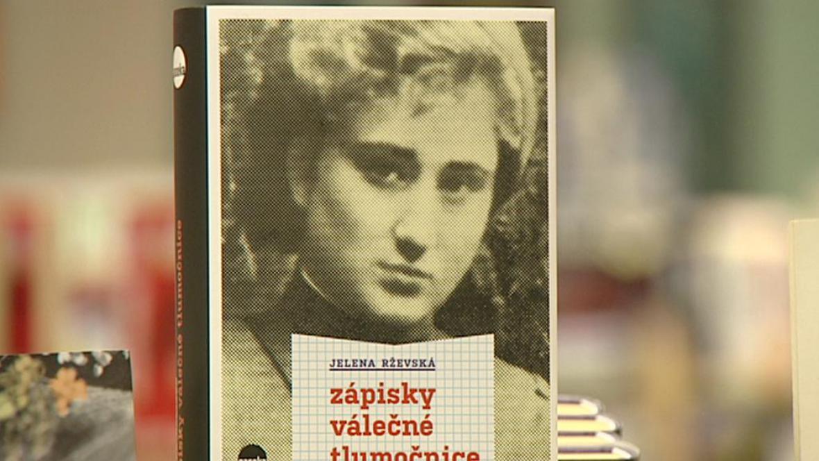 Kniha Jeleny Rževské