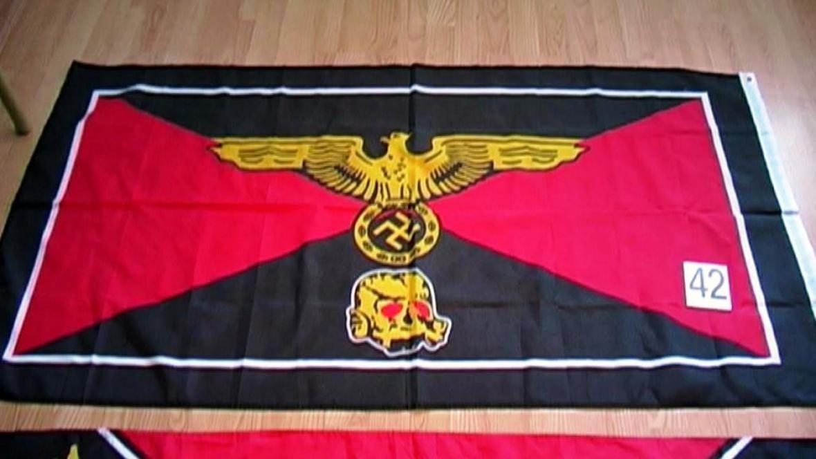 Vlajka neonacistů