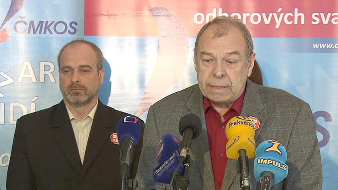 Jaroslav Zavadil a Luboš Pomajbík