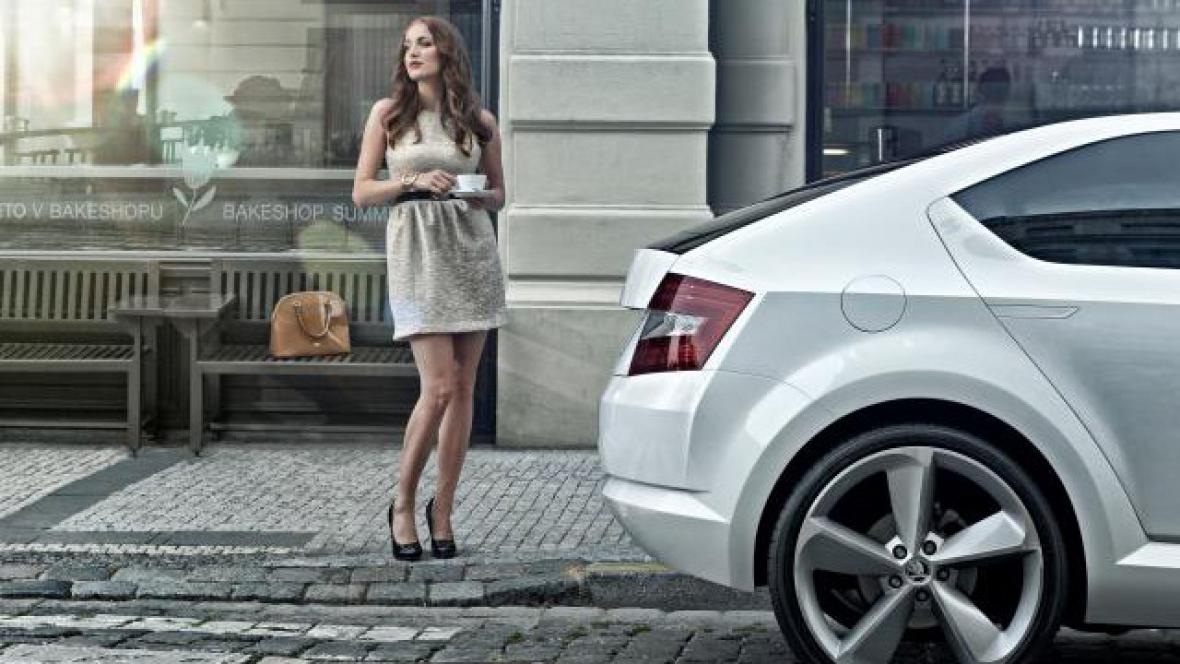 Koncept Škoda Vision D