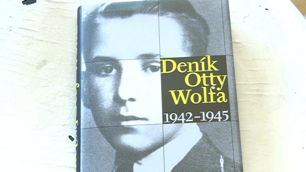 Knižní vydání deníku Otty Wolfa