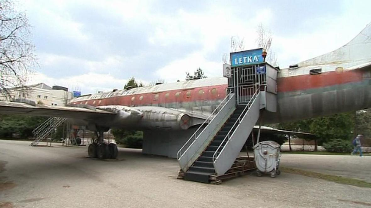 Olomoucké letadlo-bar