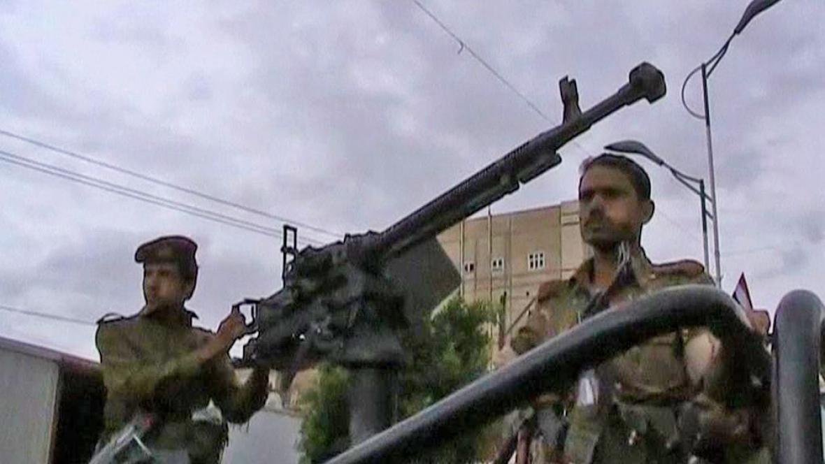 Jemenští vojáci