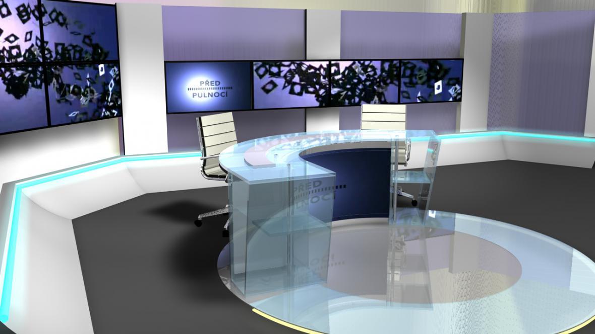 Nové studio v Ostravě