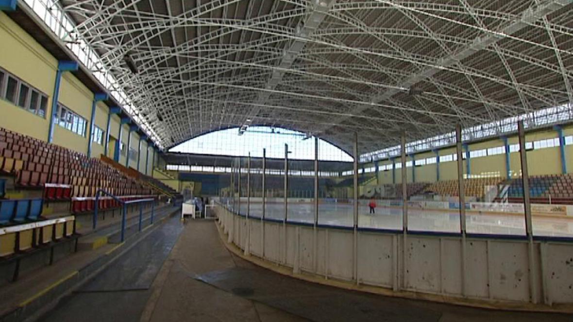 Zimní stadion v Kopřivnici