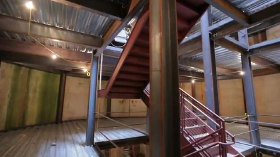 Prostory pro podzemní byty