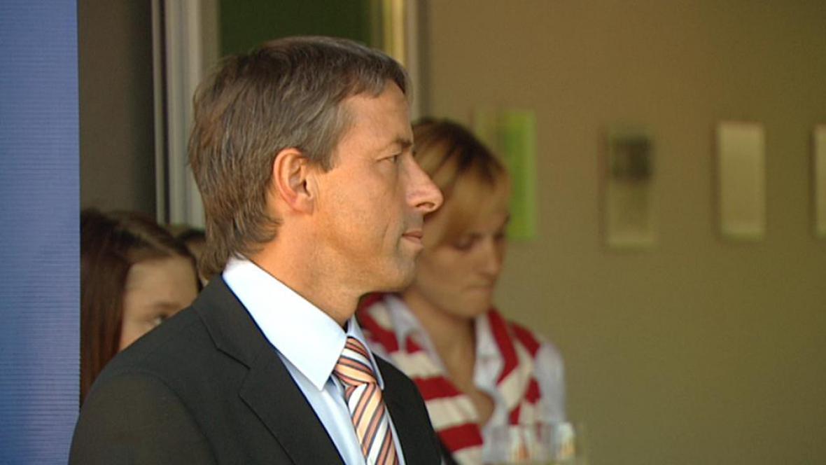 Poslanec Pavel Bém (ODS)