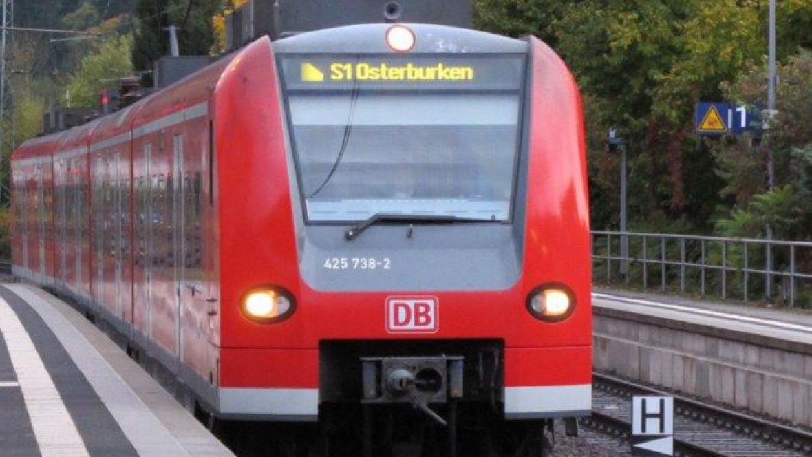 Moderní vlak