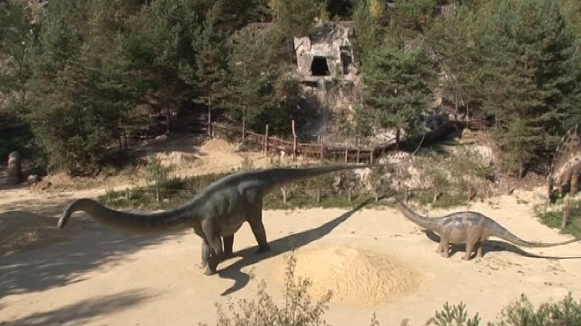 Dinosauři v Boskovicíh