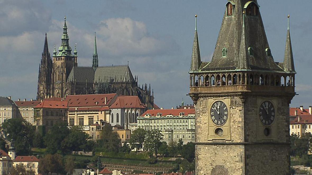 Zvon poputuje do katedrály sv. Víta na Pražském hradě