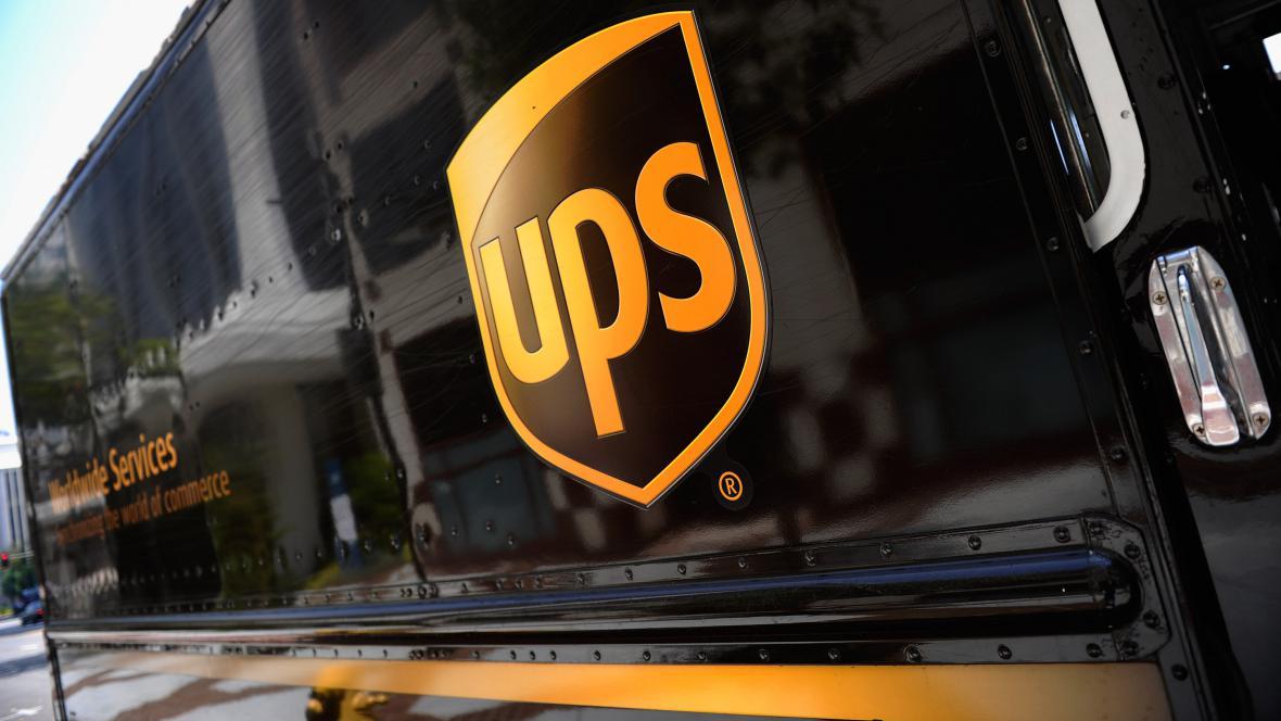 Logo společnosti UPS
