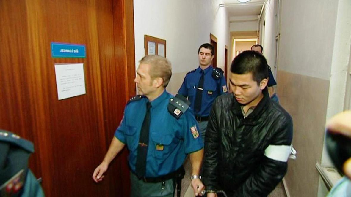 Vietnamec před soudem