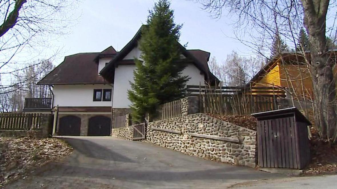 Žlábkova vila