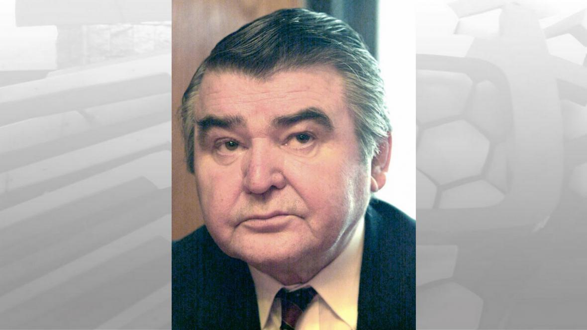 Ján Mlynárik na archivním snímku