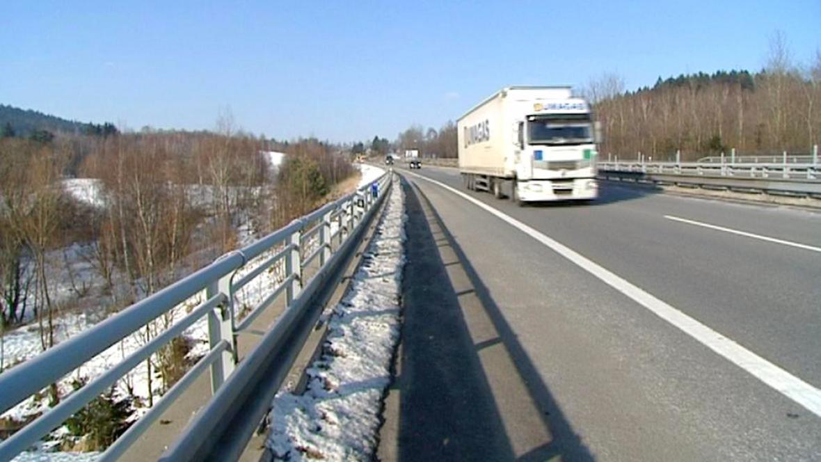 Provoz na dálnici D1