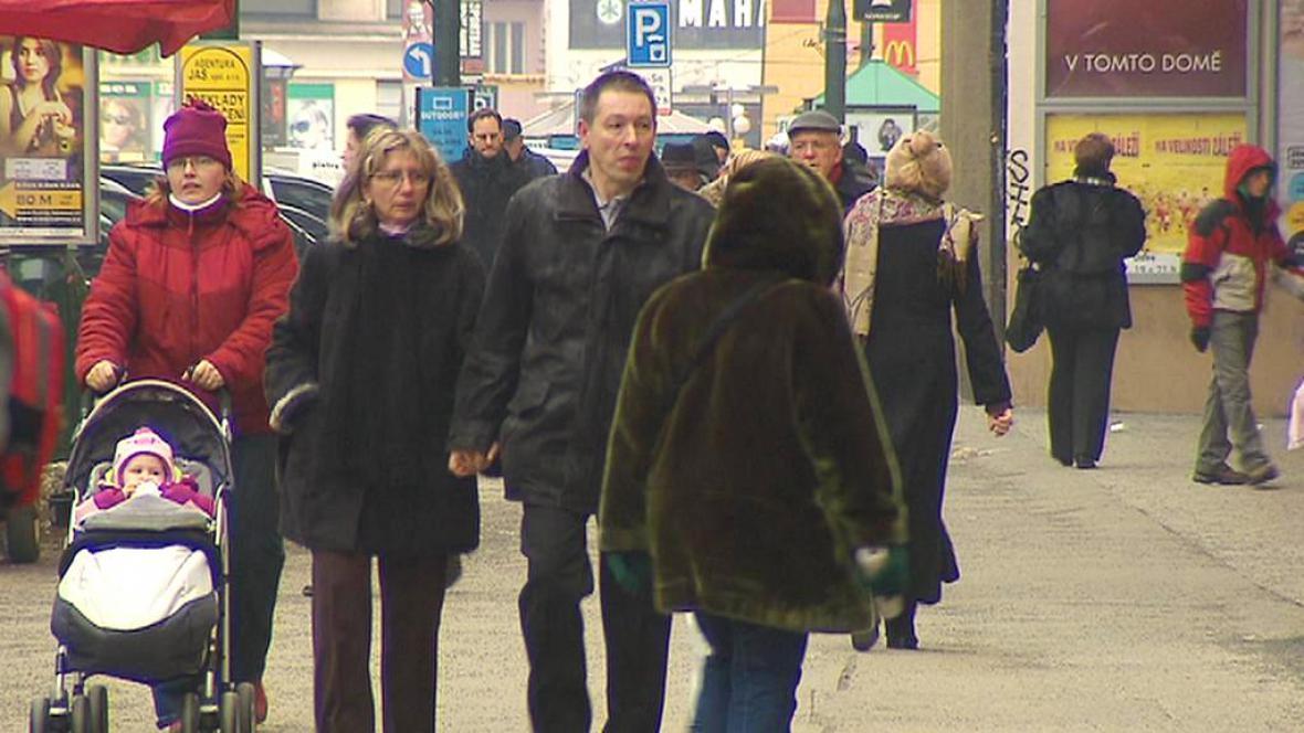 Lidé na ulici