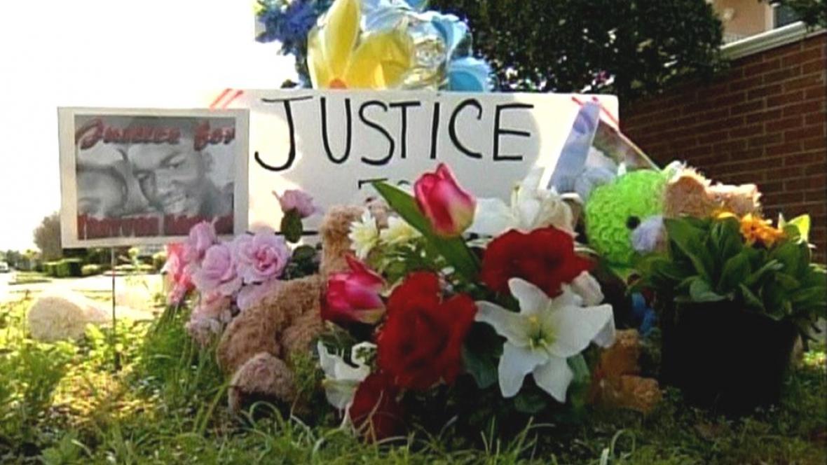 Florida žádá spravedlnost pro zastřeleného černocha