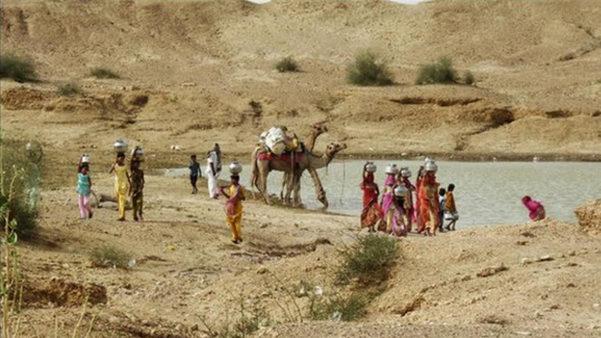 V rozvojových zemích chybí zdroje pitné vody