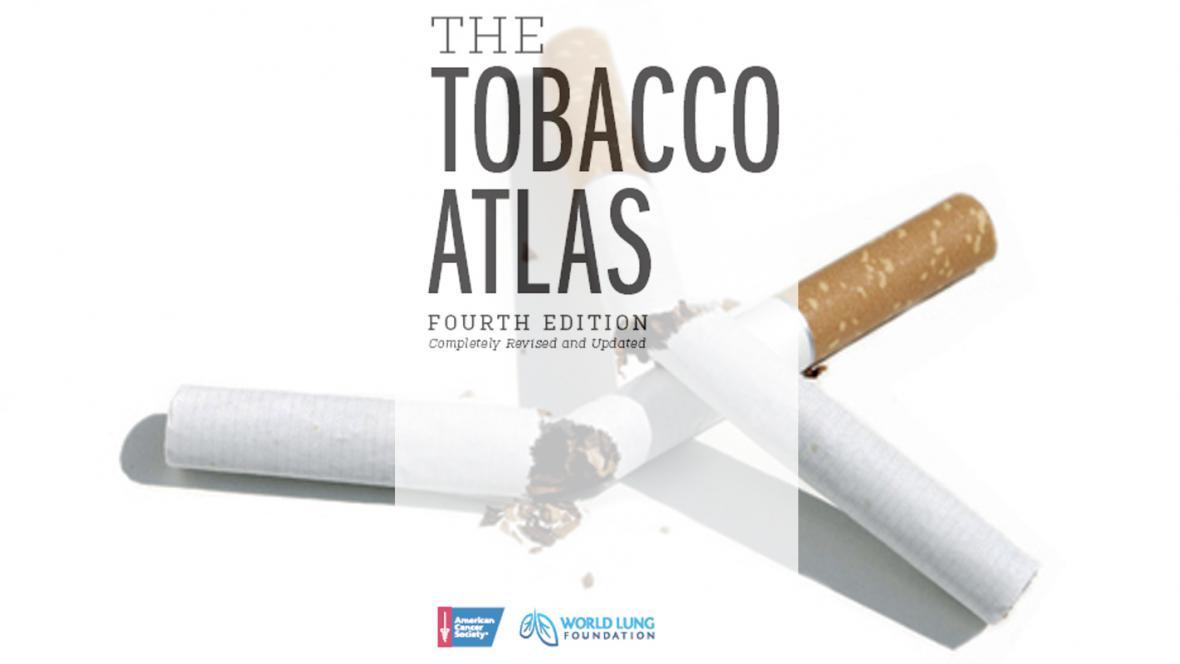 Tabákový atlas WLF