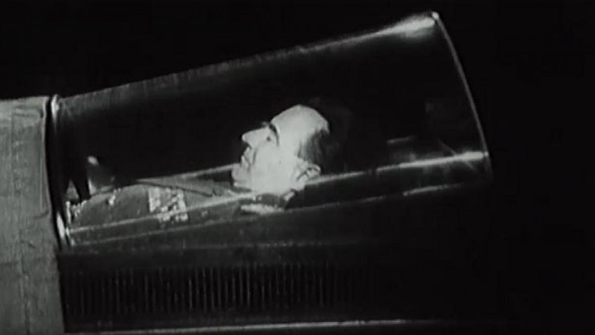 Tělo Klementa Gottwalda